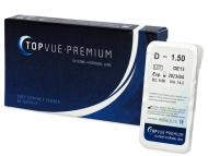 Lentile de contact TopVue - TopVue Premium (1 lentilă)