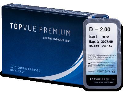 TopVue Premium (1lentilă)