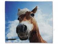 Ingrijirea ochelarilor - Lavetă pentru curățat ochelarii - cal