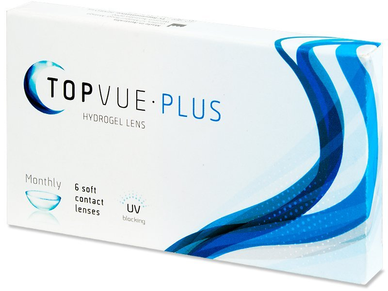 TopVue Monthly Plus (6 lentile) - design-ul vechi