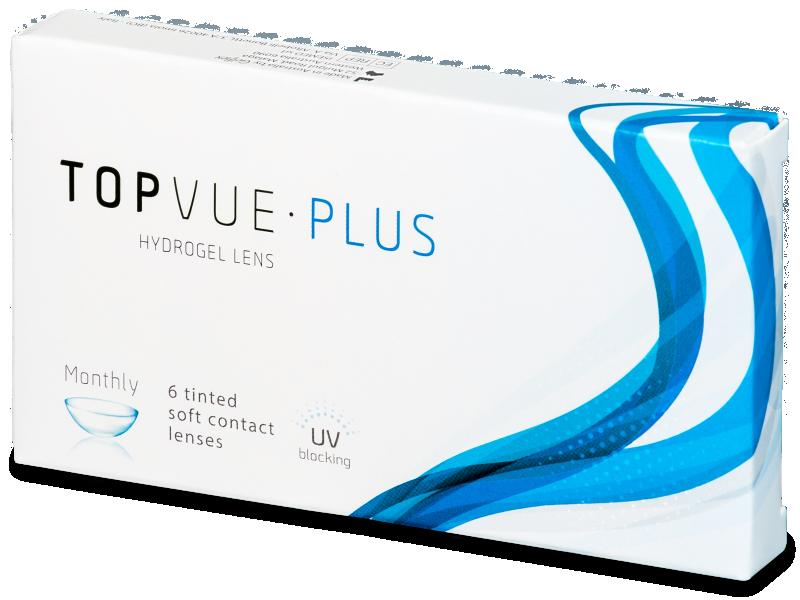 TopVue Monthly Plus (6 lentile) - Lentile de contact lunare