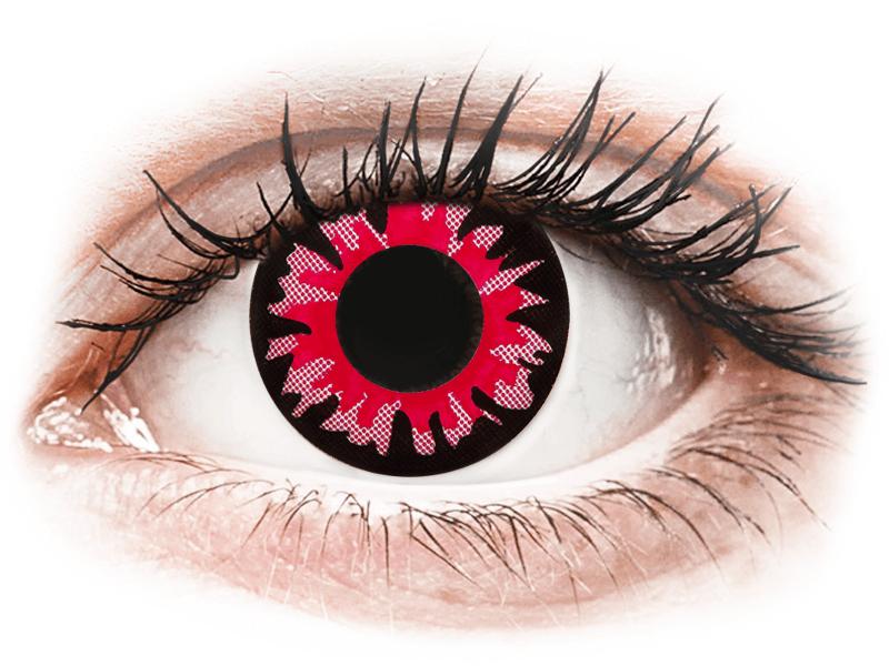 ColourVUE Crazy Lens - Volturi - daily plano (2lenses) - Lentile colorate