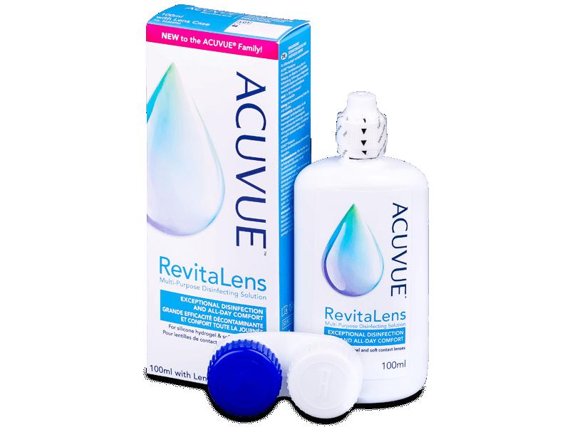 Acuvue RevitaLens Solution 100 ml  - soluție de curățare