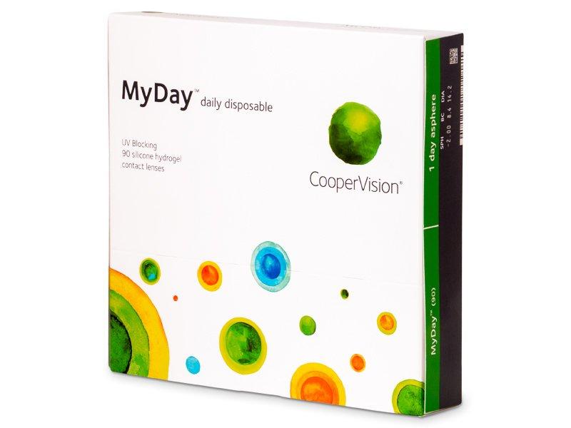 MyDay daily disposable (90lentile) - Lentile zilnice