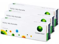 Lentile de contact zilnice - MyDay daily disposable (90lentile)