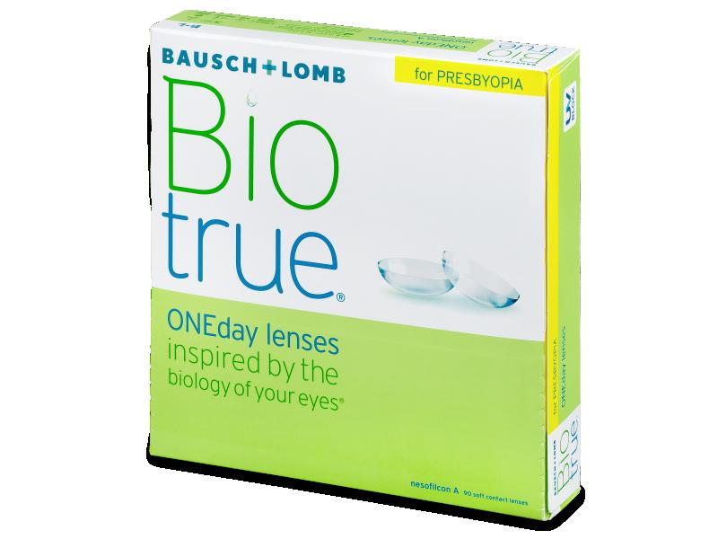 Biotrue ONEday for Presbyopia (90 lenses) - Lentile zilnice