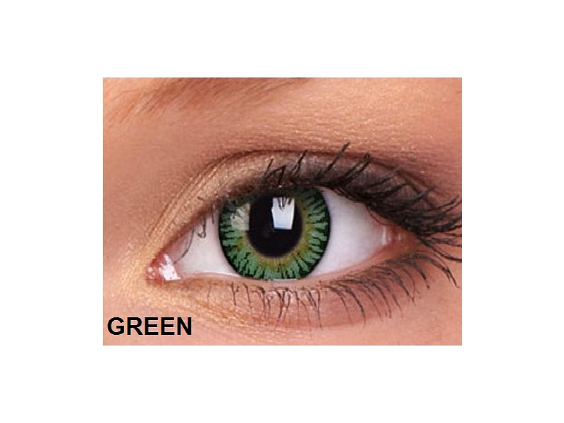 ColourVUE - 3 Tones (2 lentile) - Green(verde)