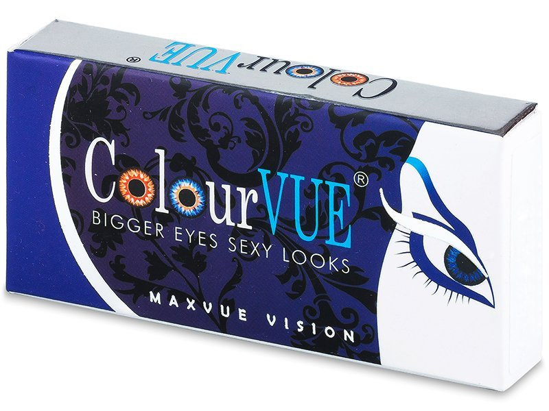 ColourVUE - BigEyes (2 lentile) - Lentile colorate