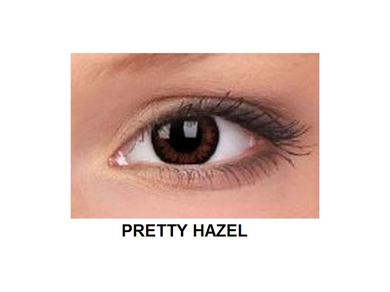 ColourVUE - BigEyes (2 lentile) - Pretty Hazel