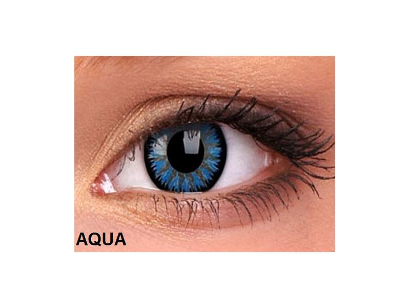 ColourVUE - Glamour (2lentile) - Aqua