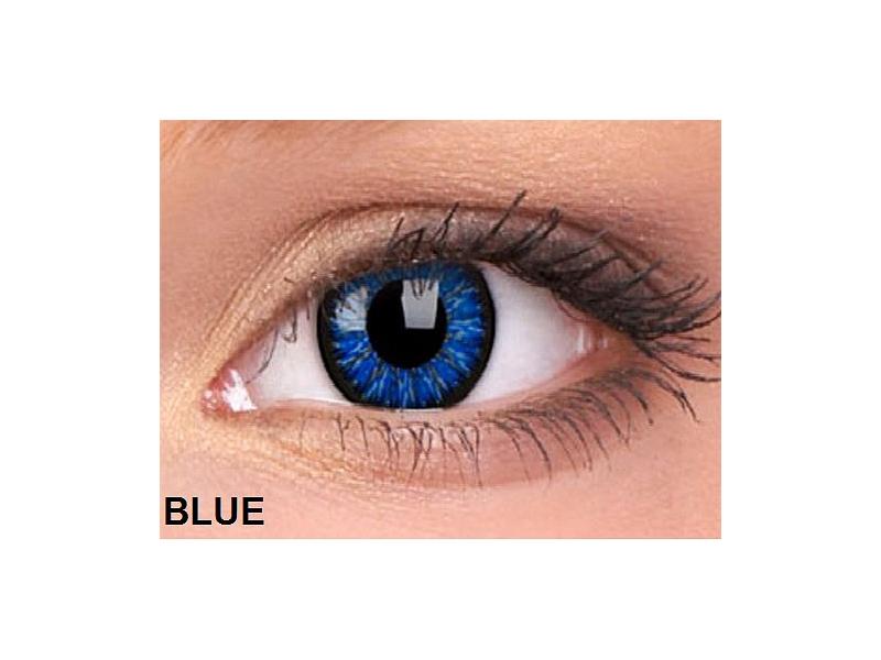 ColourVUE - Glamour (2lentile) - Blue(albastru)