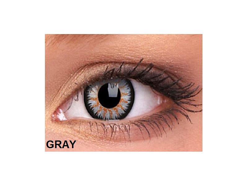ColourVUE - Glamour (2 lentile) - Gray(gri)
