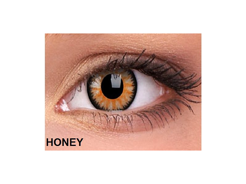 ColourVUE - Glamour (2 lentile) - Honey