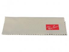 Ochelari de soare Ray-Ban Original Wayfarer RB2140 - 902/57 POL  - Cleaning cloth