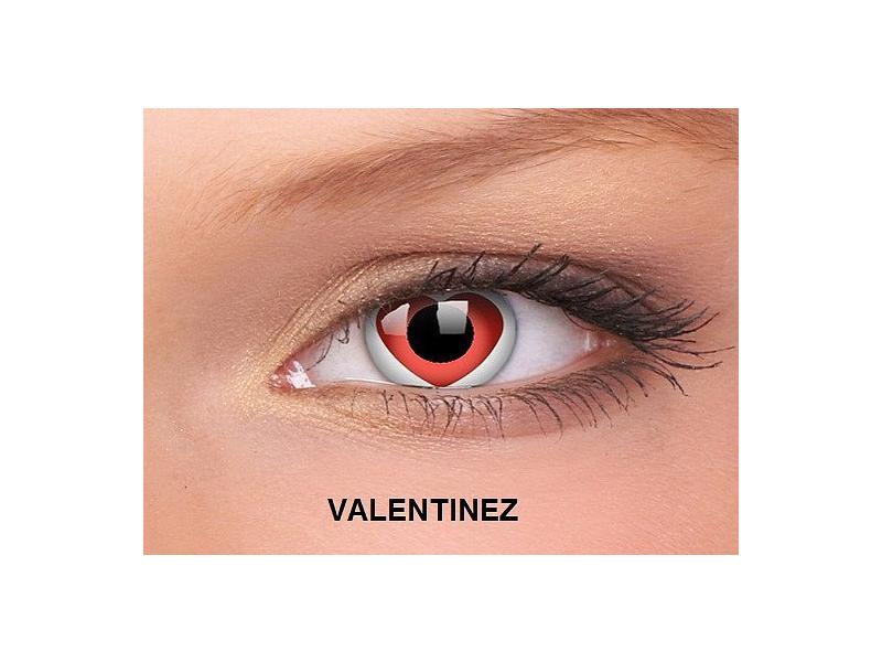 Crazy ColourVUE (2lentile) - Valentinez