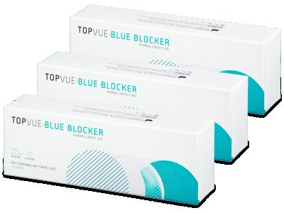 TopVue Blue Blocker (90 lentile) - Lentile zilnice
