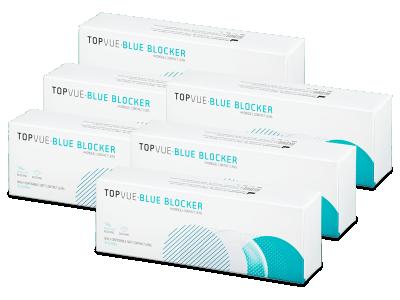 TopVue Blue Blocker (180 lentile) - Lentile zilnice