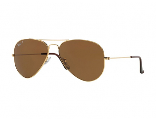 Ochelari de soare - Ochelari de soare Ray-Ban Original Aviator RB3025 - 001/57 POL