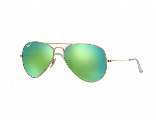 Ochelari de soare - Ochelari de soare Ray-Ban Original Aviator RB3025 - 112/P9 POL