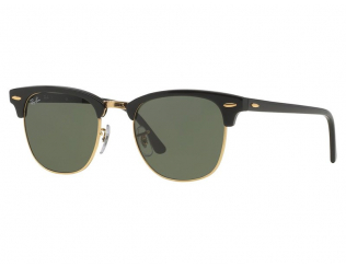 Ochelari de soare - Clubmaster - Ochelari de soare Ray-Ban RB3016 - W0365