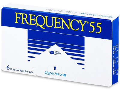 Frequency 55 (6lentile)