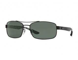 Ochelari de soare - Rectangular - Ochelari de soare Ray-Ban RB8316 - 002/N5 POL