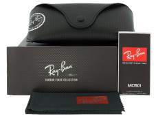 Ochelari de soare Ray-Ban RB8316 - 002/N5 POL  - Preview pack (illustration photo)
