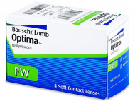 Lentile de contact Bausch and Lomb - Optima FW (4 lentile)