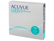 Lentile de contact Johnson and Johnson - Acuvue Oasys 1-Day (90 lentile)