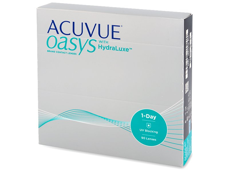Acuvue Oasys 1-Day (90 lentile) - Lentile zilnice