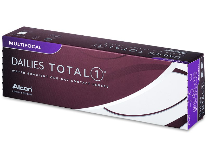 Dailies TOTAL1 Multifocal (30 lentile) - Lentile zilnice
