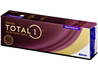 Dailies TOTAL1 Multifocal (30 lentile) - Lentile de contact multifocale