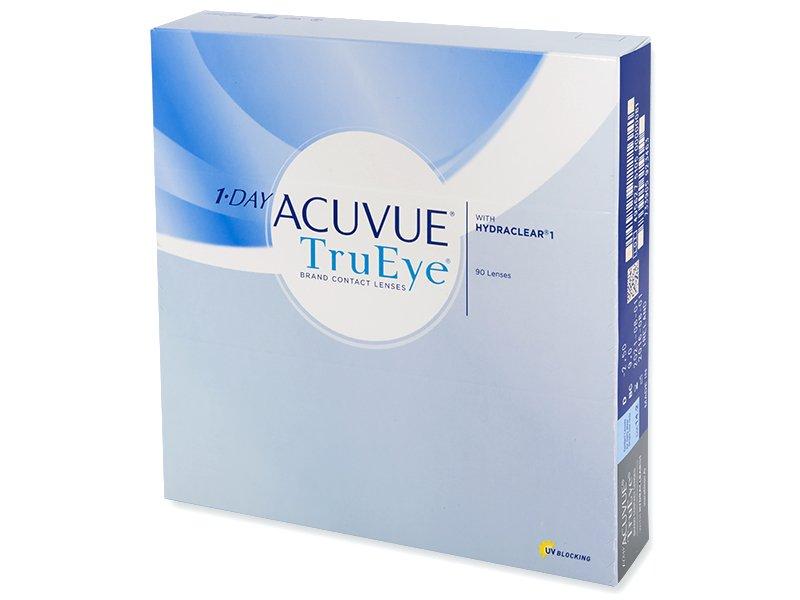 1 Day Acuvue TruEye (90lentile) - Lentile zilnice