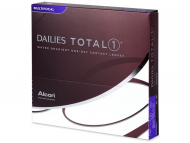 Lentile de contact Alcon - Dailies TOTAL1 Multifocal (90 lentile)