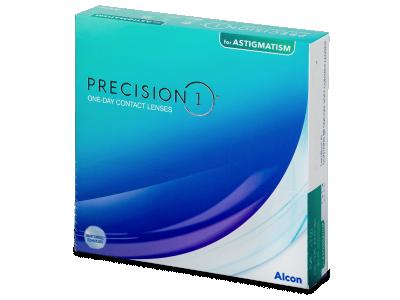Precision1 for Astigmatism (90 lentile)