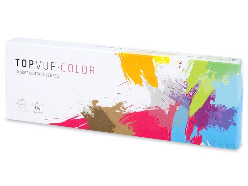 TopVue Color Daily - cu dioptrie (10lentile) - Lentile colorate