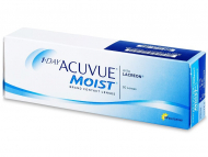Lentile de contact zilnice - 1 Day Acuvue Moist (30 lentile)