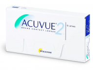 Lentile de contact Johnson and Johnson - Acuvue 2 (6 lentile)