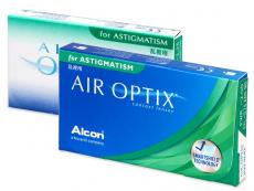 Air Optix for Astigmatism (3lentile) - Lentile de contact pentru astigmatism