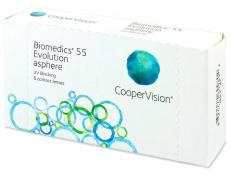 Biomedics 55 Evolution (6lentile)
