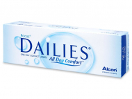 Lentile de contact zilnice - Focus Dailies All Day Comfort (30 lentile)