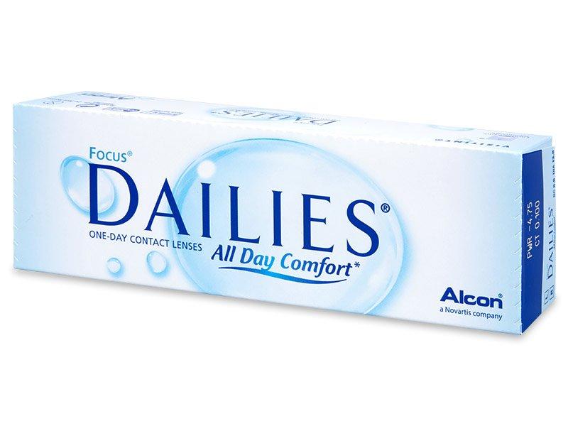 Focus Dailies All Day Comfort (30lentile) - Lentile zilnice