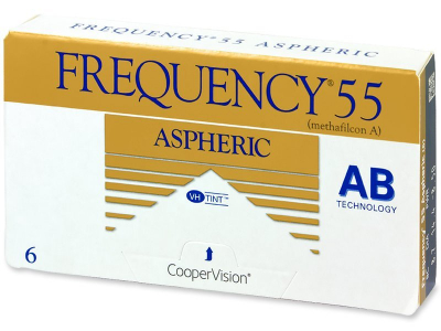 Frequency 55 Aspheric (6 lentile)