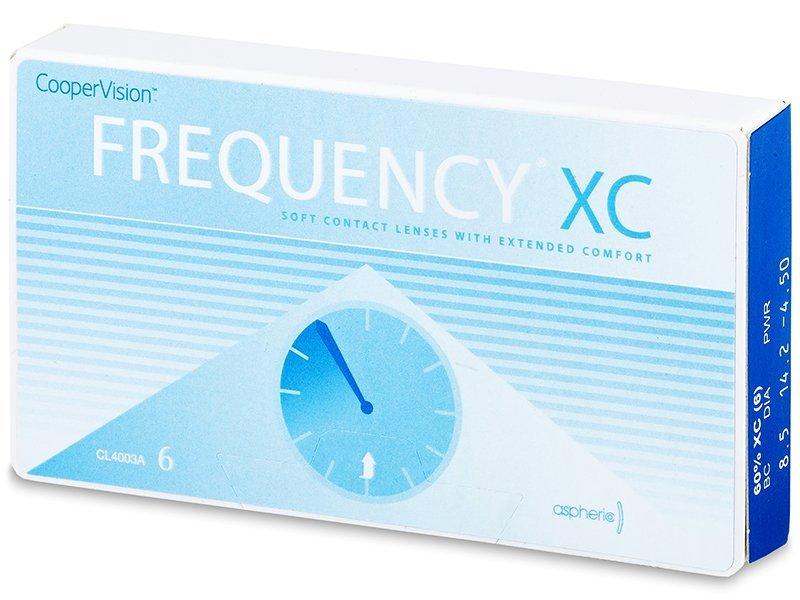 FREQUENCY XC (6 lentile) - Lentile de contact lunare