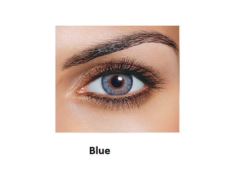 FreshLook ColorBlends - fără dioptrie (2lentile) - Blue(albastru)