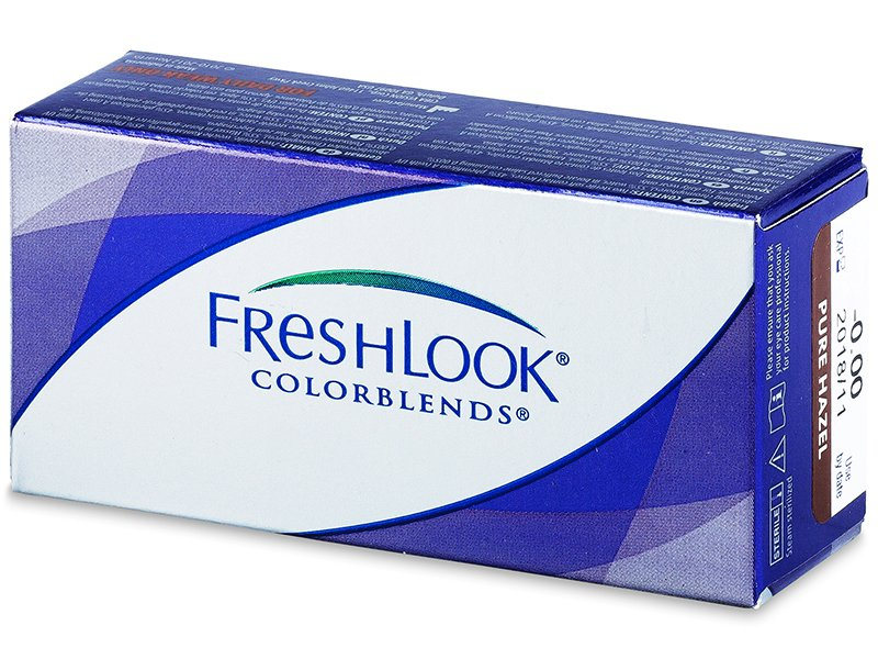 FreshLook ColorBlends - fără dioptrie (2lentile) - Lentile colorate