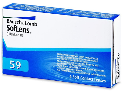 SofLens 59 (6lentile)