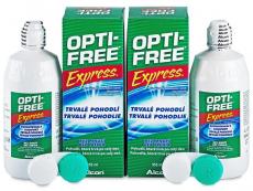 Soluție OPTI-FREE Express 2x355 ml