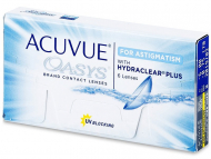 Lentile de contact Johnson and Johnson - Acuvue Oasys for Astigmatism (6 lentile)
