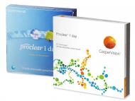 Proclear 1 Day (90lentile) - design-ul vechi